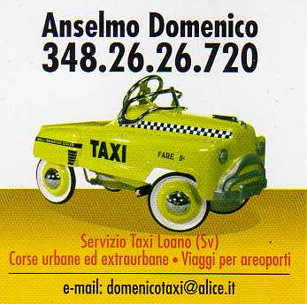 TAXI DOMENICO